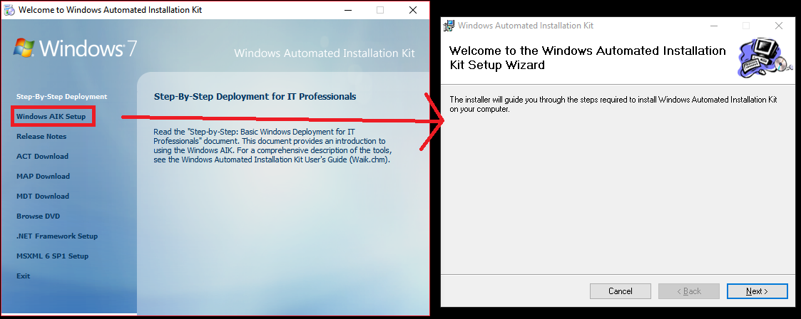 Windows 7 Patched and Custom Install – Busix Documentation