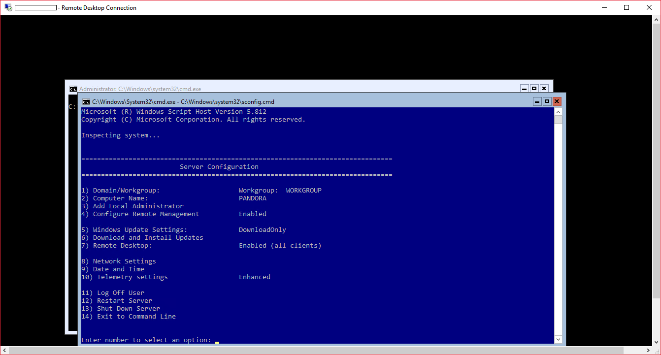 Remote Access for Windows 7, 8, 10 – Busix Documentation