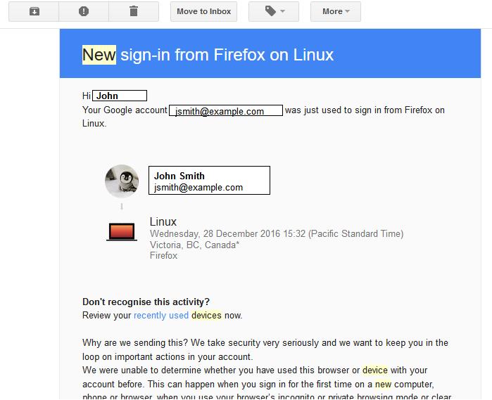 Email Safety and Phishing – Busix Documentation